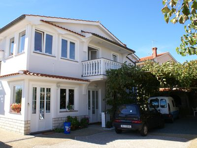 Photo for Ground floor unit with 40 m² living space for 4 persons