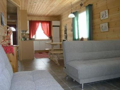 Photo for Vacation home B1 in Rovaniemi - 8 persons, 3 bedrooms