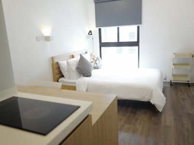 Photo for Affordable Studio Apartment 5 minutes to Beauty World MRT Station