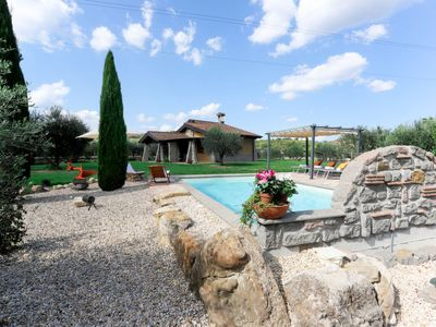 Photo for Vacation home Campo del Palio (LVC185) in Lago di Vico - 5 persons, 2 bedrooms