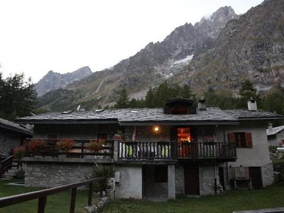 Photo for Typical mountain hut.