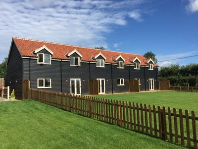 Photo for NEW Cottage with Pool, Sauna, Gym & Tennis Courts perfect for exploring Norfolk!