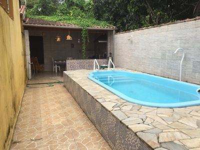 Photo for House with pool 600 meters from the beach ..
