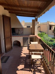 Photo for Nice apartment 250 meters from the sea, in South Sardinia