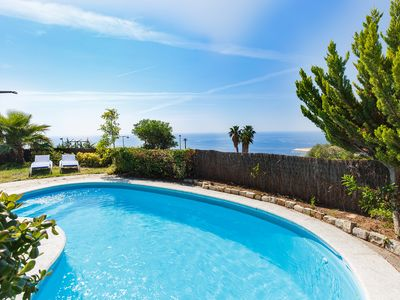 Photo for This 6-bedroom villa for up to 12 guests is located in Tossa De Mar and has a private swimming pool