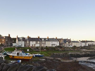 Photo for 4 bedroom property in Craster. Pet friendly.