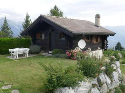 Photo for Vacation home Lao-Lao in Nendaz - 5 persons, 2 bedrooms
