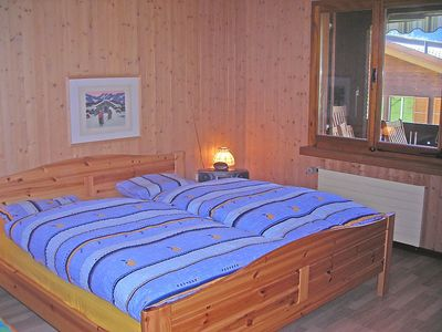 Photo for Apartment in the center of Grindelwald with Parking, Internet, Balcony (44479)