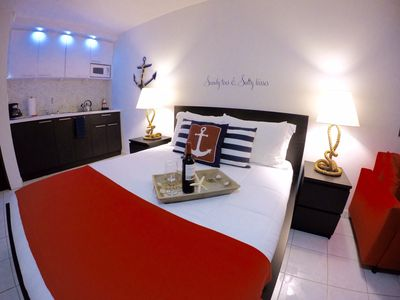 Photo for CABANA WALKS TO THE BEACH **PRIVATE ACCESS/PARKING/WiFi** EVERYTHING YOU NEED!!!
