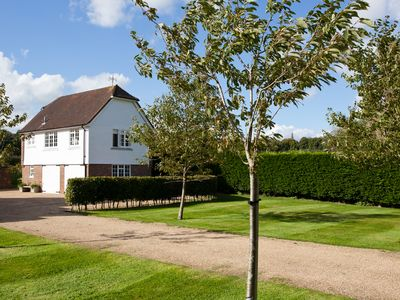 Photo for The Hayloft - Gatwick 15 mins - private apartment with stunning views