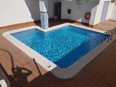 Photo for Nice and cozy apartment with everything in the best beach in Spain- Grao de Gandía