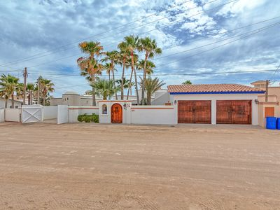 Photo for Amazing Home on Beach!  Gated Community - 5 Bedrooms