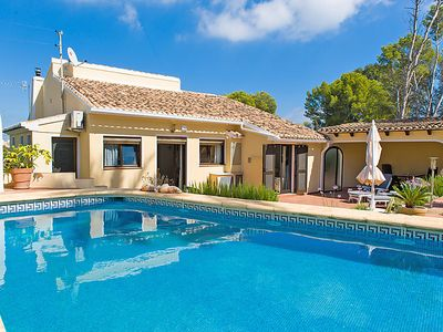 Photo for Vacation home Ui-tje  in Jávea, Costa Blanca - 6 persons, 3 bedrooms