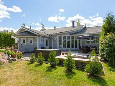 Photo for Vacation home Villa kalliolahti in Raasepori - 6 persons, 4 bedrooms
