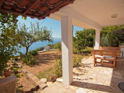 Photo for 1BR Apartment Vacation Rental in Mimice, Dalmatien