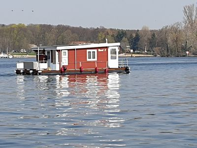 Photo for Comfortable houseboat in Berlin and Brandenburg! Without a license !!!!