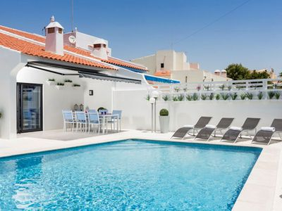 Photo for Casa Vivenda Caterina is a newly renovated five bedroom villa in a superb location, next to the beac