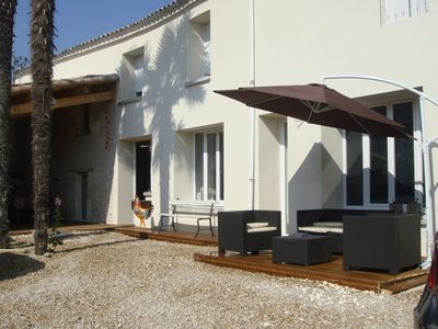 Photo for 2BR House Vacation Rental in Meschers-sur-Gironde, Nouvelle-Aquitaine