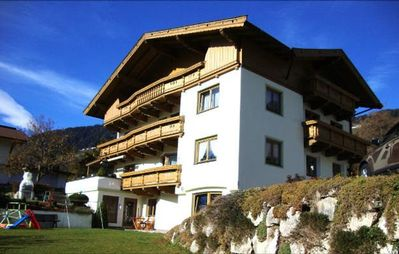 Photo for 1BR Apartment Vacation Rental in Brixen im Thale, Kitzb��heler Alpen - Brixental