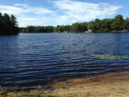 Photo for 3BR Cabin Vacation Rental in sandown, New Hampshire