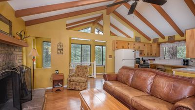 Photo for Comfy cabin in the trees
