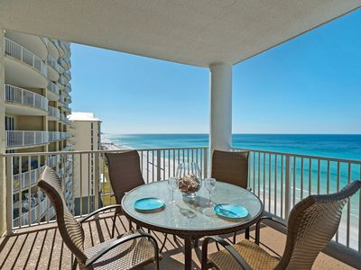 Photo for NEWLY PURCHASED Ocean Ritz BEAUTIFUL Unit with breathtaking views of PCB!