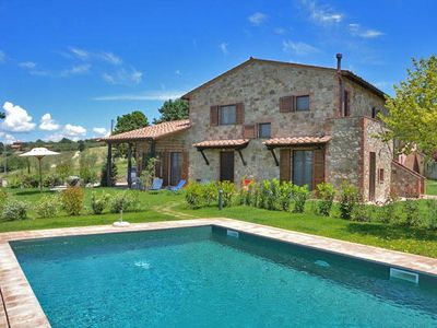 Photo for Holiday house Castiglione del Lago for 8 - 10 persons with 4 bedrooms - Holiday house