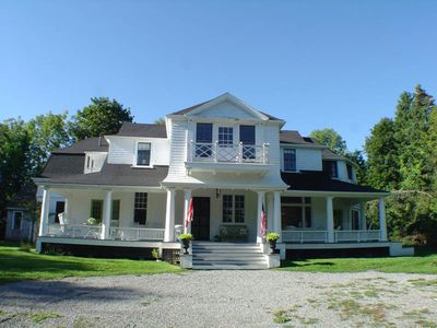 Photo for Hillside - Large Private Historic Home