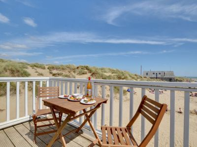 Photo for Apartment Camber Dunes  in Rye, South - East - 4 persons, 2 bedrooms