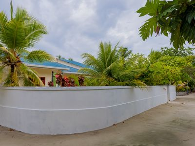 Photo for Maclura Residence guest house at Baa Maalhos, with four bedrooms