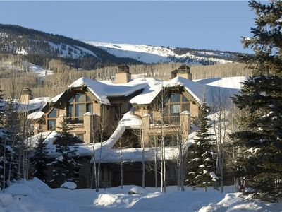 Photo for Ski-In/Ski-Out Luxury Townhome, Elegant Decor, Private Outdoor Hot Tub