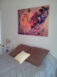 Photo for Elegant apartment between sea and nightlife in Pescara