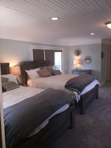 Photo for Sandy Brae Estate Suite 2 - Two Queen Bed Suite With Private Entrance and Bath