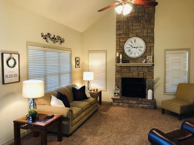 Photo for New Listing!  Upscale condo near Silver Dollar City and Table Rock Lake