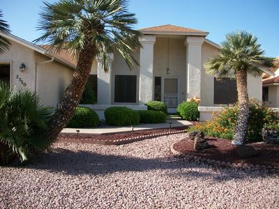 House Front Leisure World 2350 - Mesa -