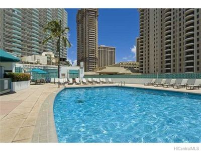 NEW Ilikai Ocean view Unit ! Easy access 3rd floor
