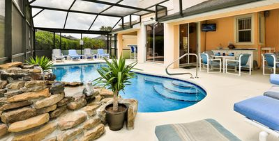 Huge Expanded Pool Area