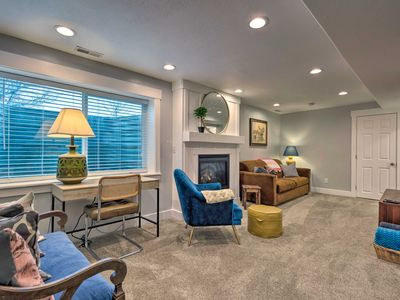 Photo for Private Bsmt Apt- 3 miles to thanksgiving point Lehi