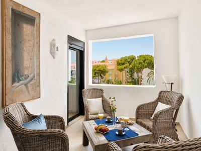 Photo for Modern 2 bedrooms apartment in Playas del Duque - Puerto Banús