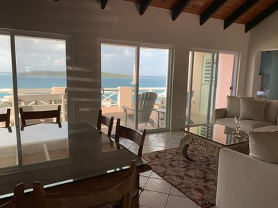 Photo for Breathtaking 2 BDR Sea Views, 91 Day Min $490 night