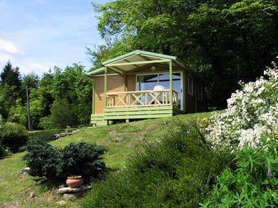 Photo for Camping Le Balcon de Chartreuse *** - Poppy Cottage 5 Persons 3 Rooms