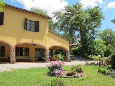 Photo for Vacation home Casa al Sole (PNZ170) in Panzano - 10 persons, 4 bedrooms