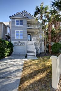 Photo for NEWLY REMODELED 4 bed/4ba Grand Pavilion Home Seconds to Beach, Tennis, Golf ...