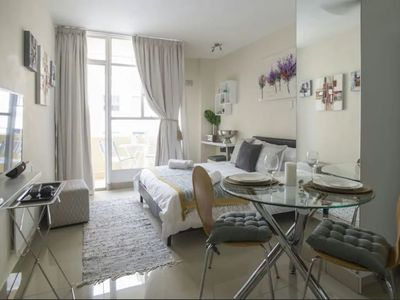 Photo for Cape Sky Studio Apartment Near Cticc and V&A Waterfront