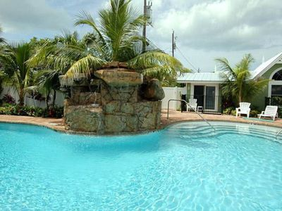 Photo for Beachside dog-friendly home with shared pool - close to local attractions