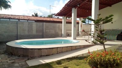 Photo for House reformed, in the court of the sea. With swimming pool and barbecue.