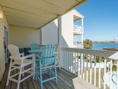 Photo for Docks on Old River 11B 2 Br by Perdido Key Resort Management