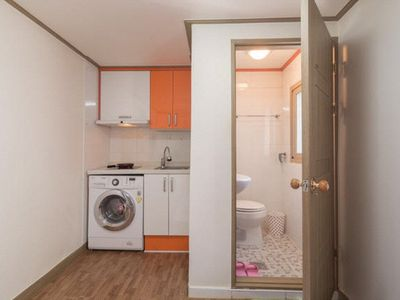 Photo for A shiny view fully furnished private studio entire apartment  near SNU