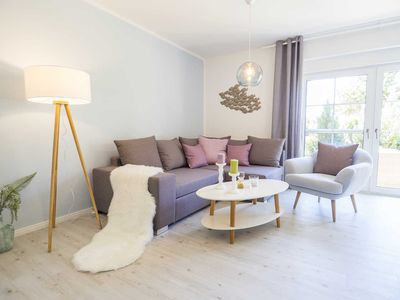 """Photo for 3-room apartment with balcony 14 - Large Zicker - Inselwind WE 14 """"SEA Sun"""" - RZV"""