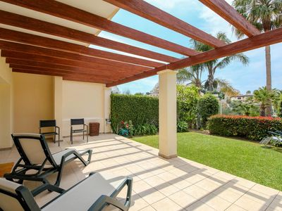 Photo for Riviera Golf - 3BR Townhouse near the Golf Courses. 10 mins walk to the Beach. Wifi.